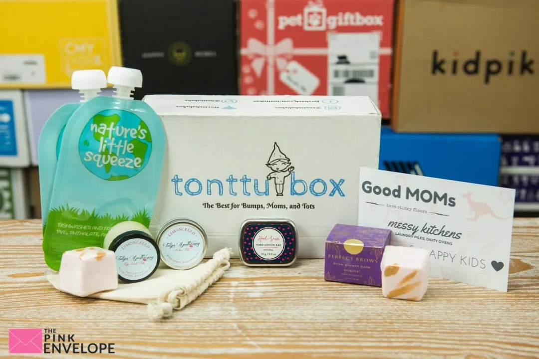 Mom subscription box
