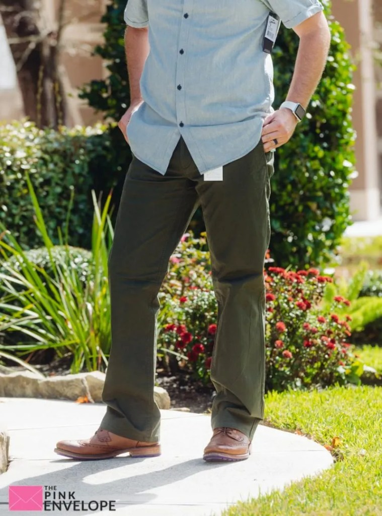 Journey Straight Fit Chino by 7 Diamonds