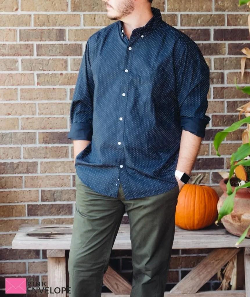 Essential Wash Long Sleeve Shirt by Hawker Rye