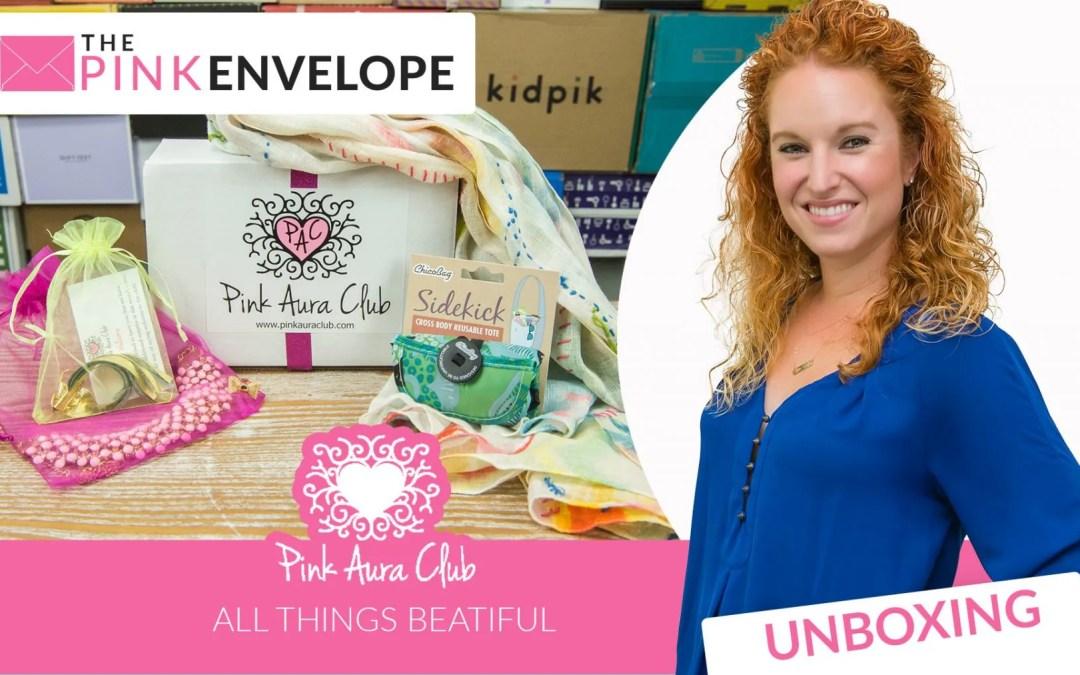 Pink Aura Club – Accessories Subscription Box – CLOSED