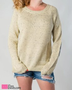 Cotulla Button Back Sweater