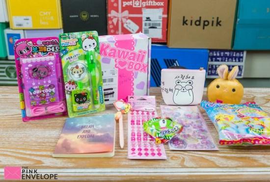 kawaii box Review