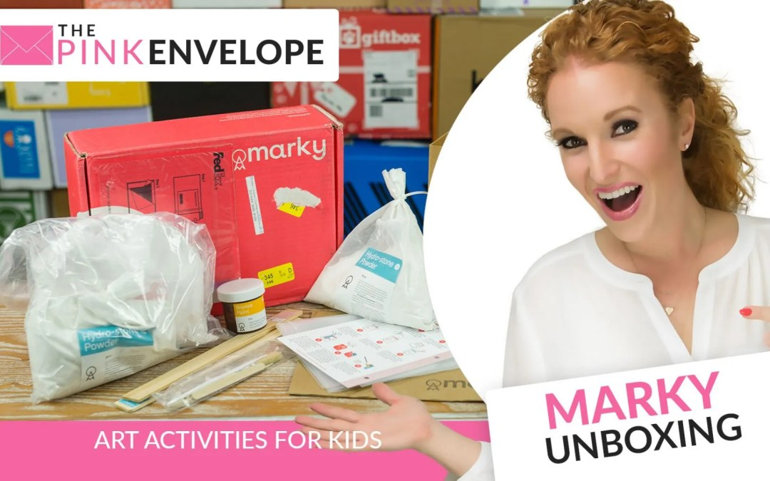 Marky Box Review – Monthly Art Projects