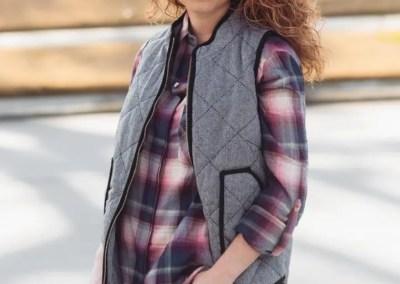 Stitch Fix Shara Herringbone Vest