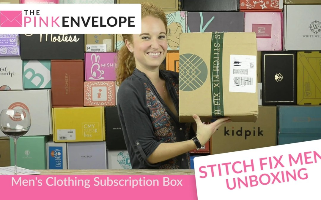 Stitch Fix Men- Clothing Box Subscription #3
