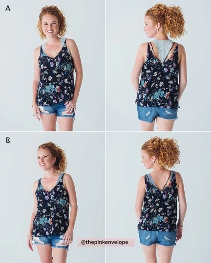What Bra to Wear Under Summer Tanks & Tees