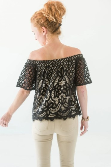 Belding Off the Shoulder Top