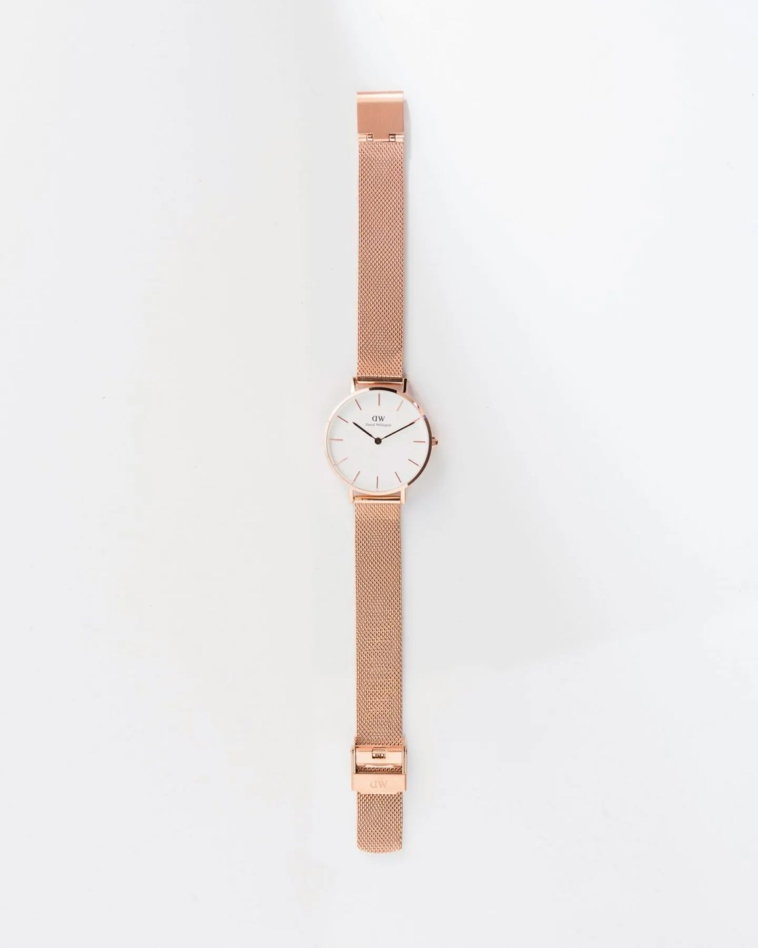 Daniel Wellington Rose Gold Watch