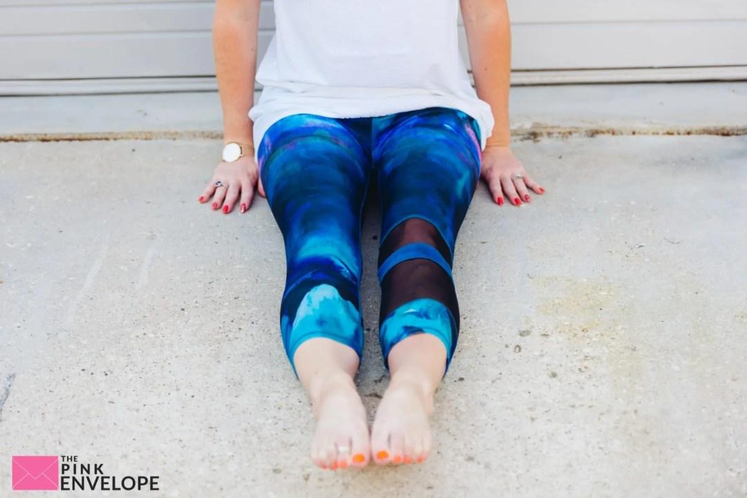 Yoga Clothes Sent to Your Door
