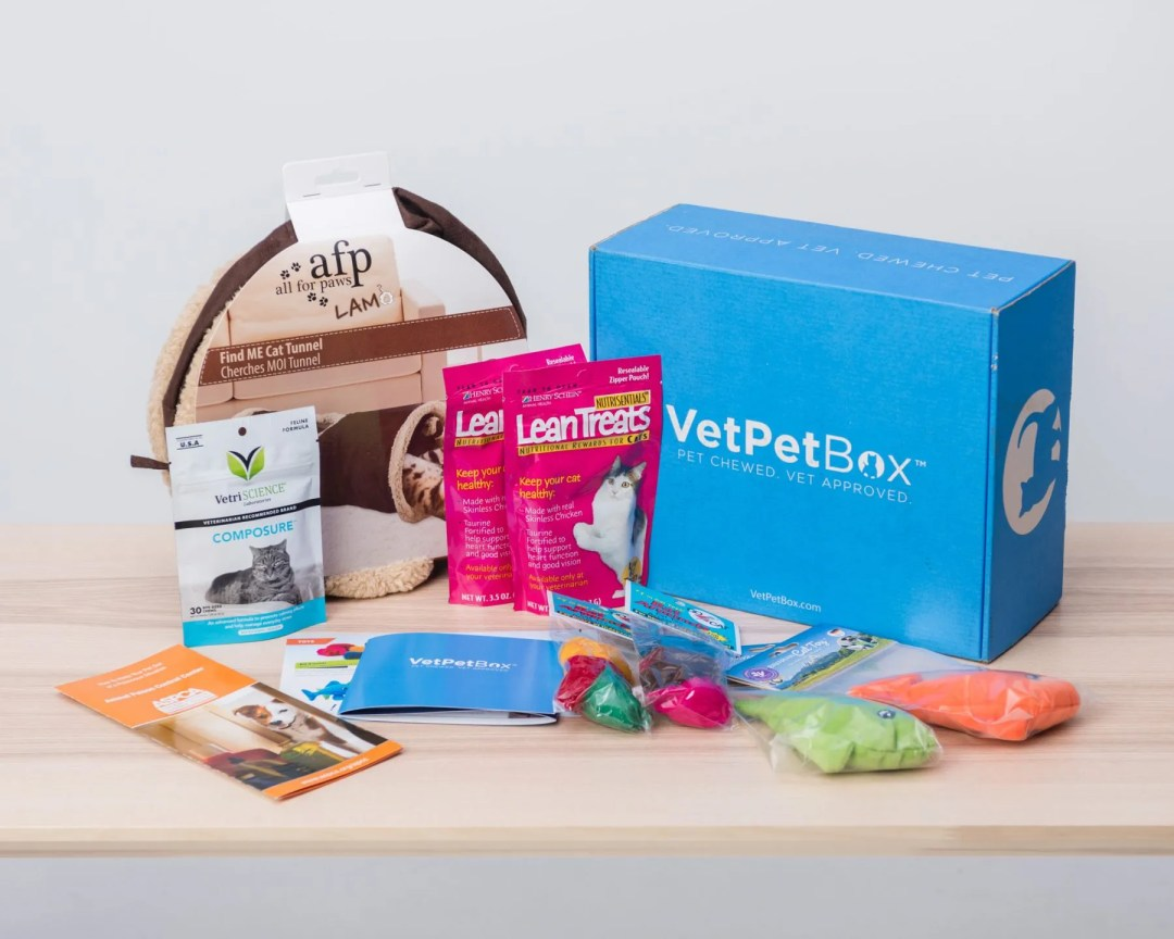 VetPet Box Review