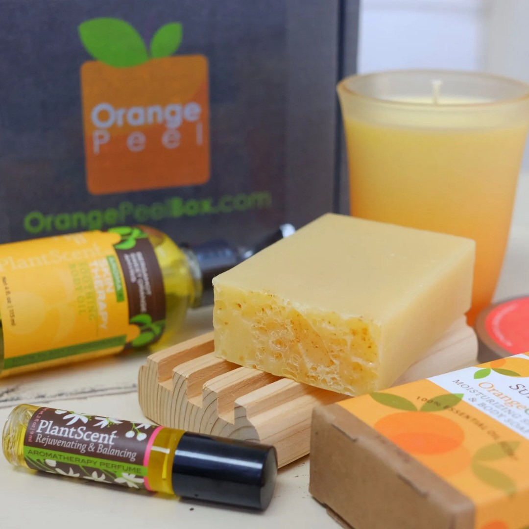 Orange Peel Box Review