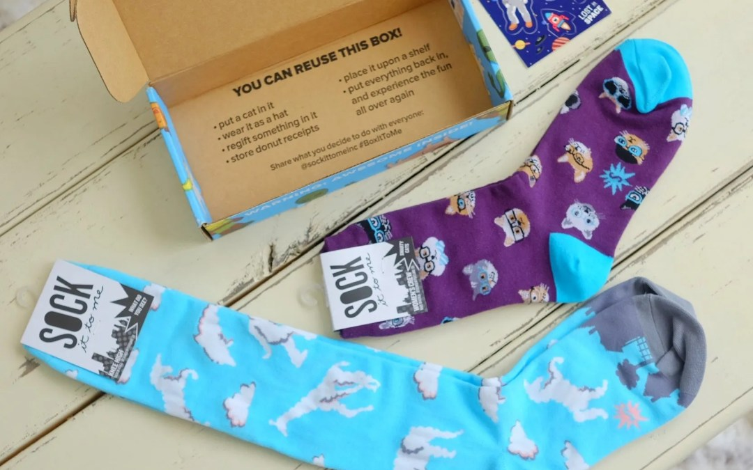 Sock It To Me – Sock Subscription Box