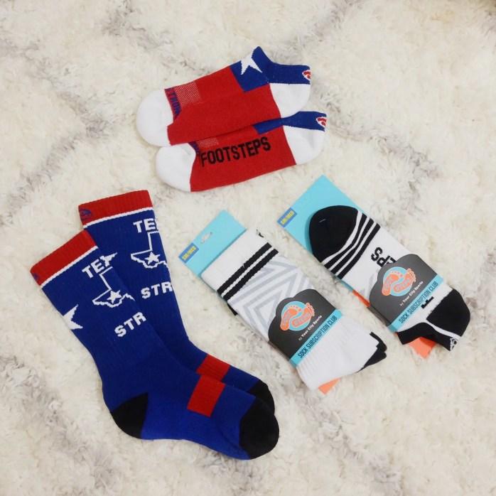 Footsteps Sock Subscription