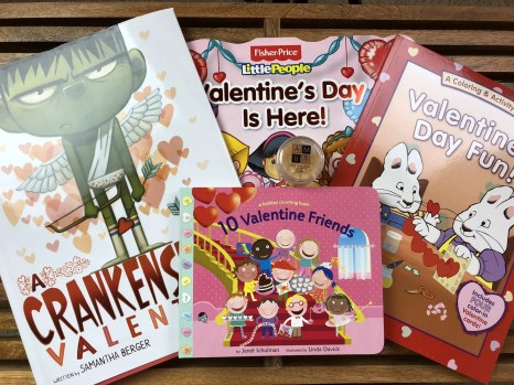 Book Subscription for Kiddos from My First Reading Club