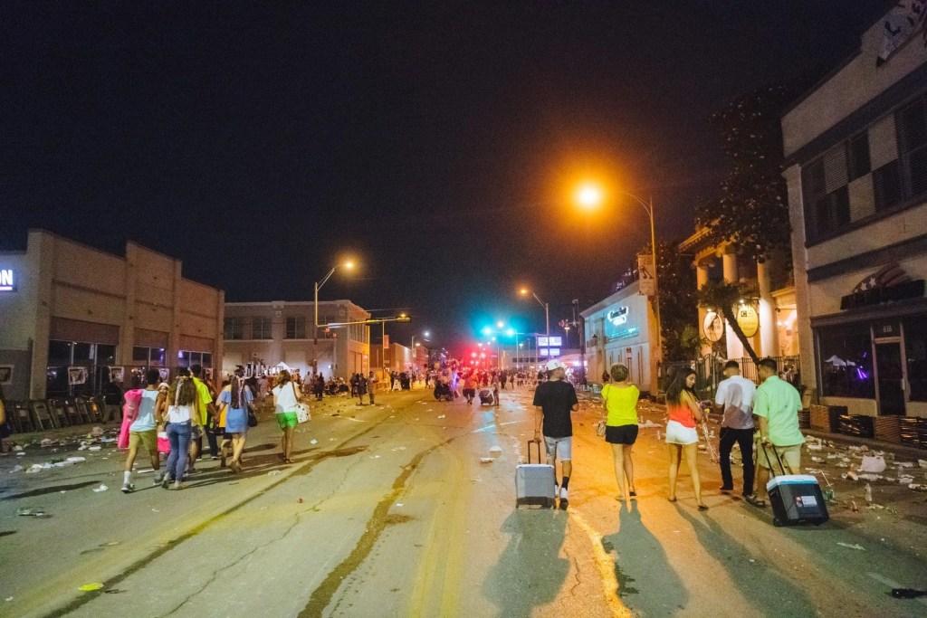 Parades in San Antonio