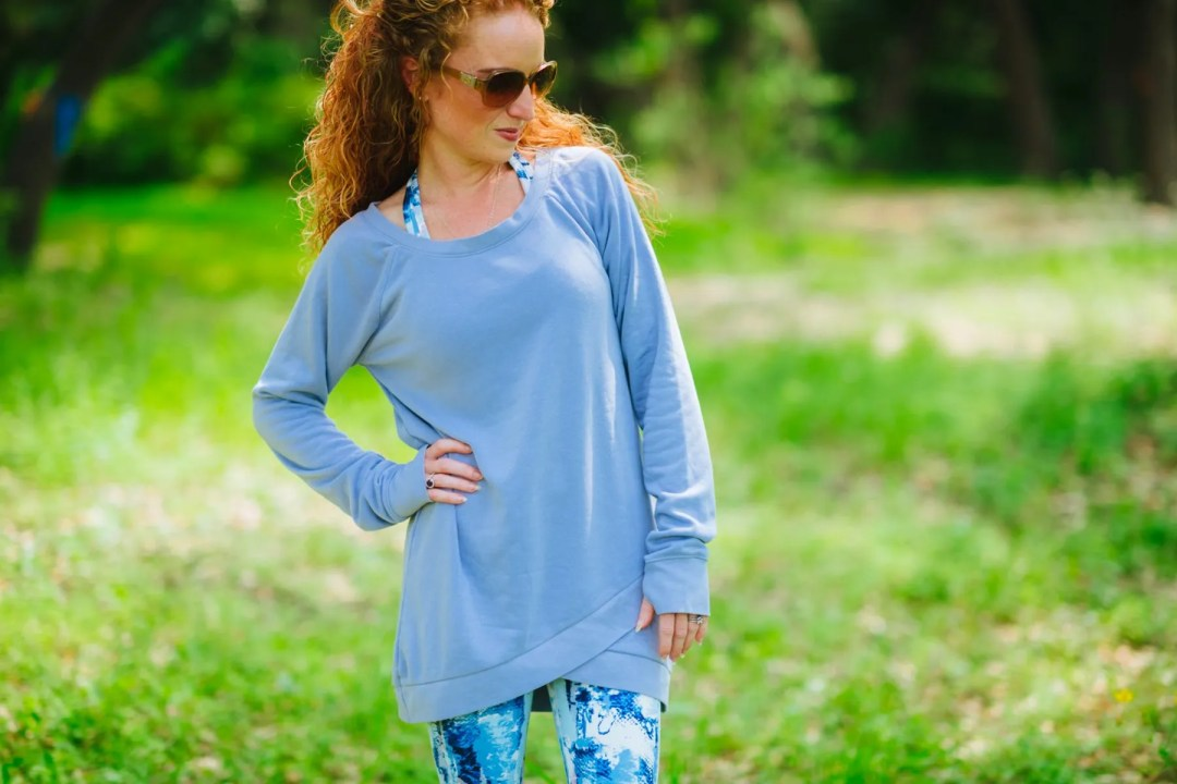 Threads4Thought Leanna Tunic Pullover