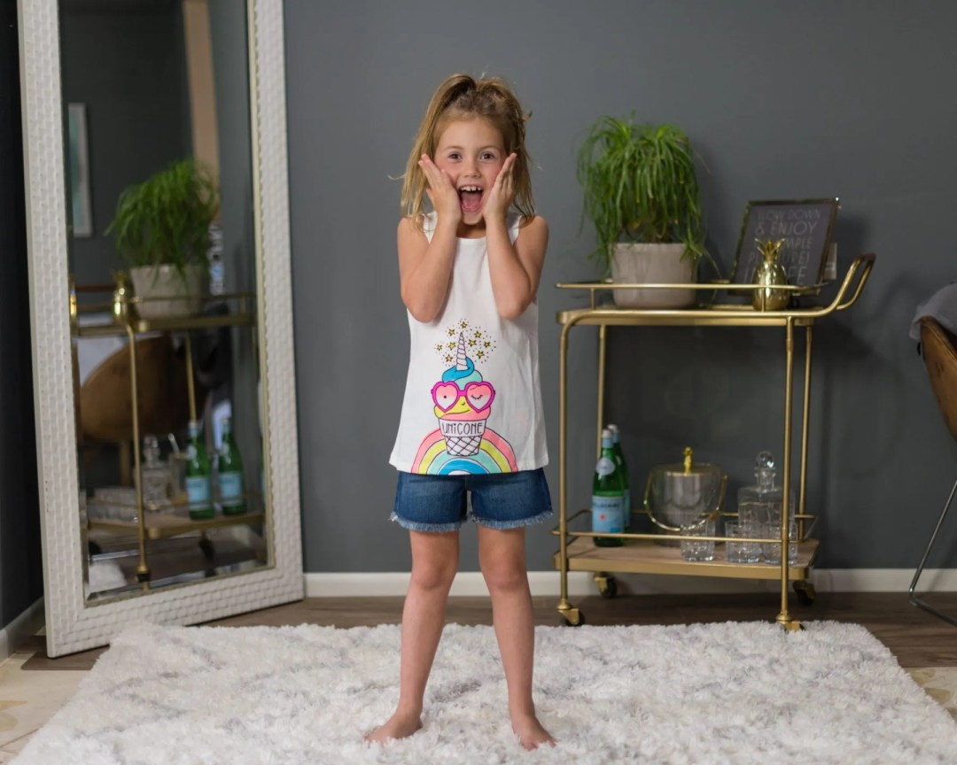 kids clothing gifts