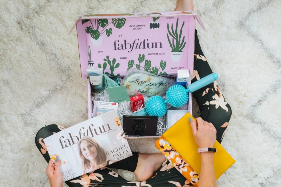 FabFitFun Spring 2018 Box