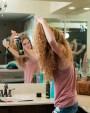 Tresemme Hairspray for curly hair