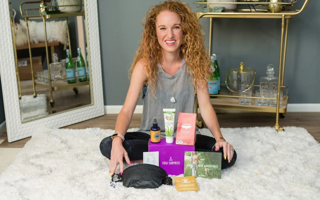 Yogi Surprise – Elevate Your Yoga
