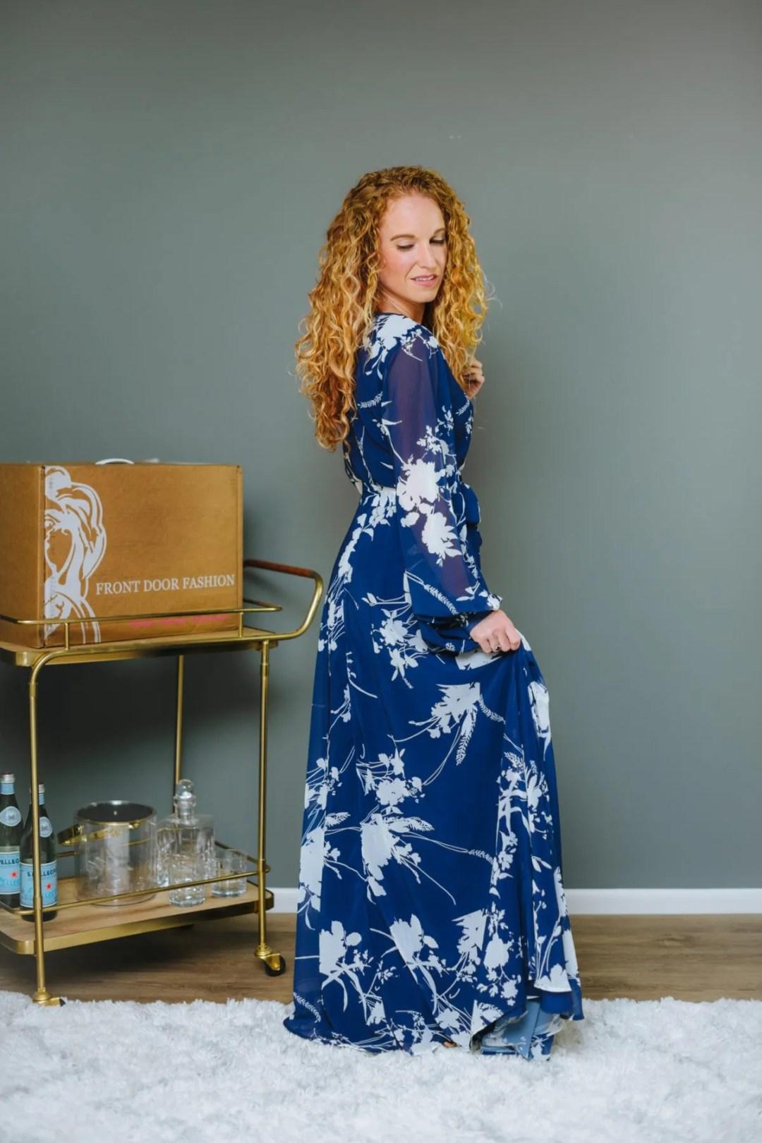 Yumi Km Giselle Maxi Dress
