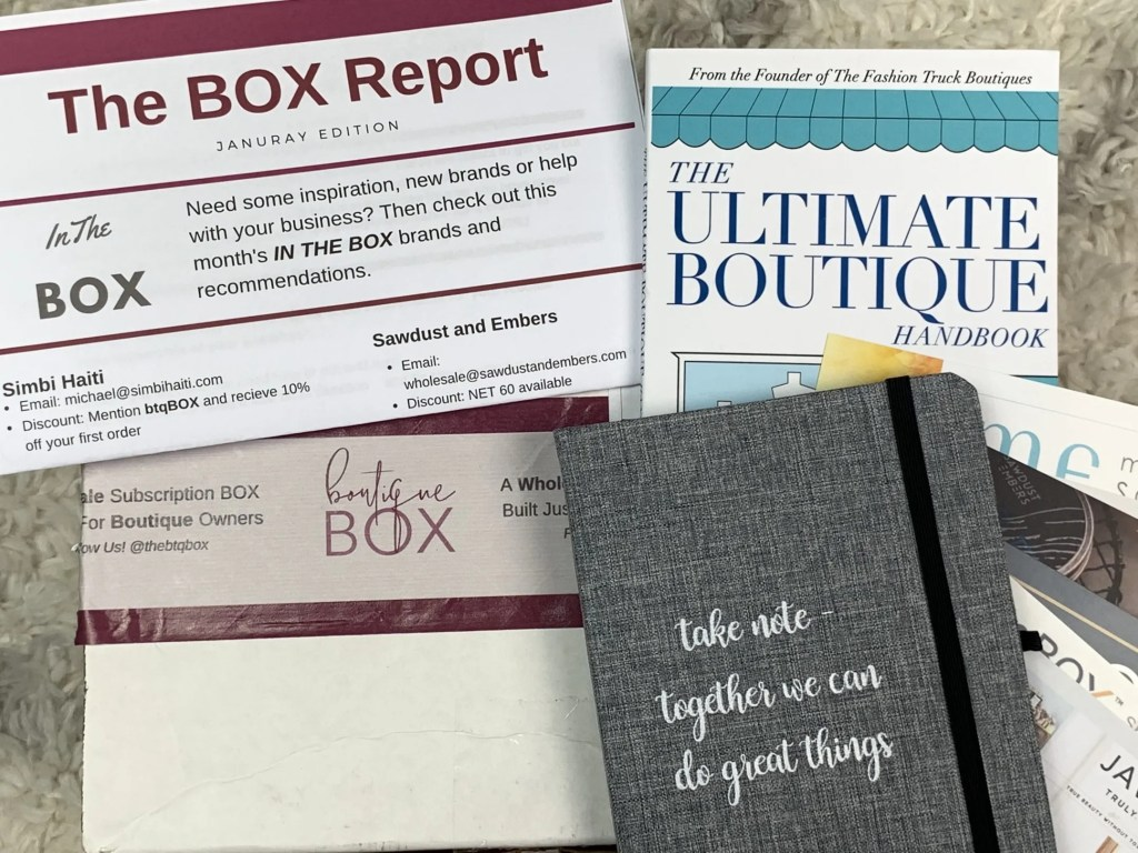 BTQ Box Unboxing