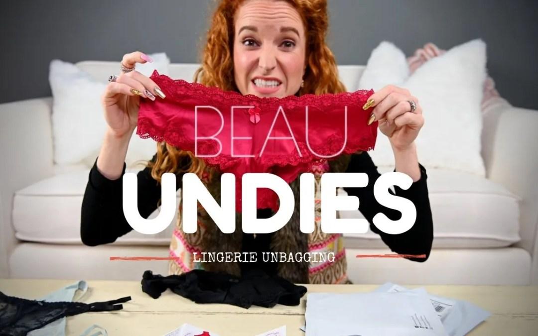 Beau Undies Review – Womens Underwear Subscription