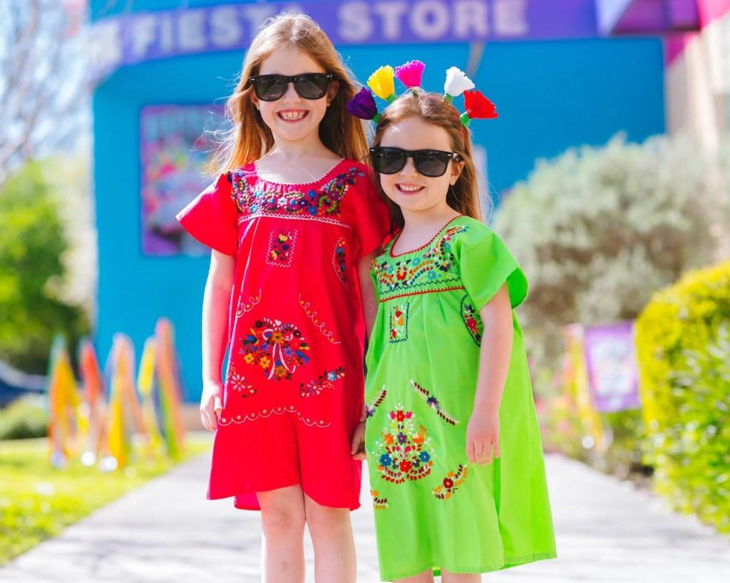 Kids Fiesta Fashion