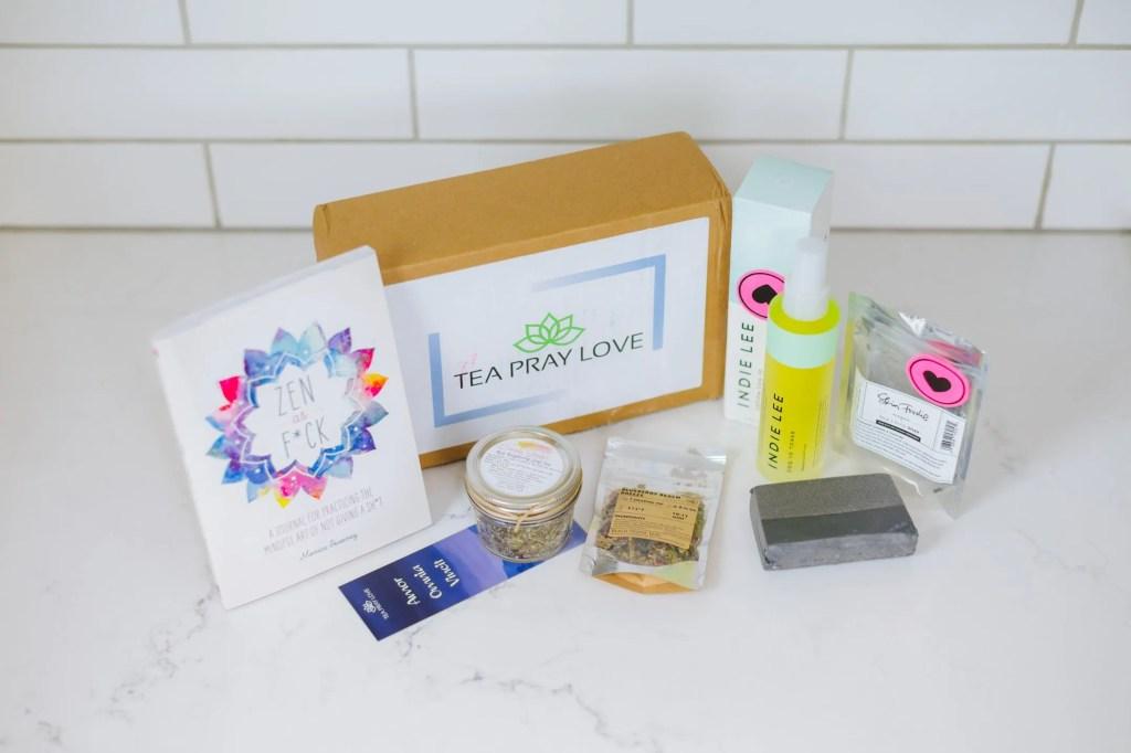 Tea Pray Love Unboxing