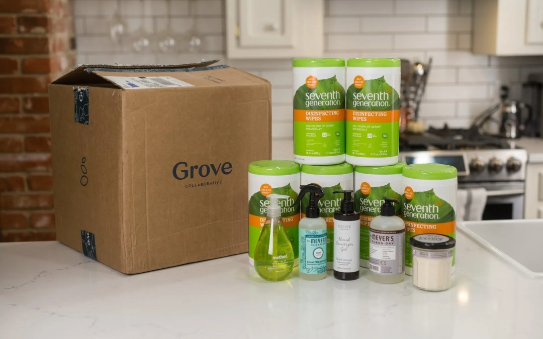Grove Collaborative vs Amazon – Whose Cheaper?  Whose More Fun?