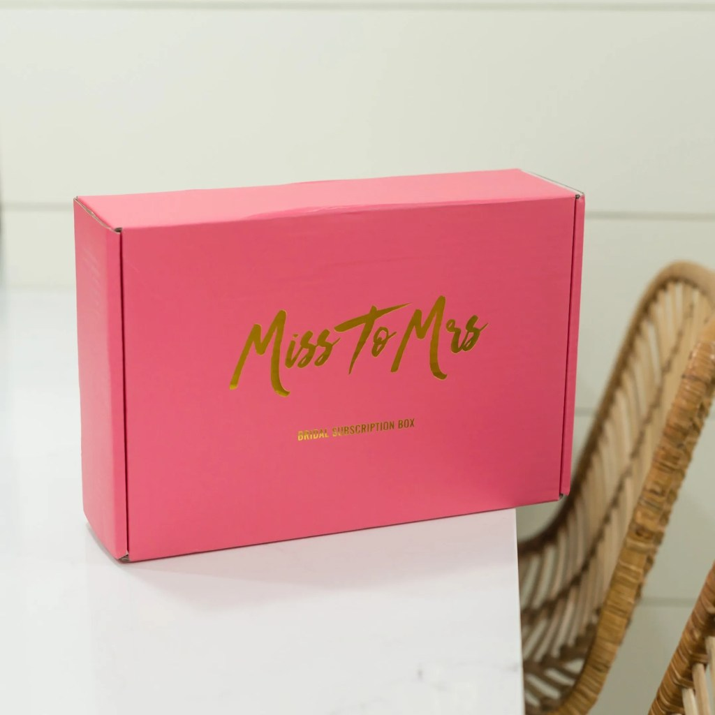 Miss to Mrs Box Review