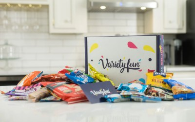 Snacks Delivered to your Door – Variety Fun
