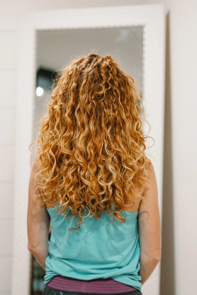 the Curly Girl Method How to Style
