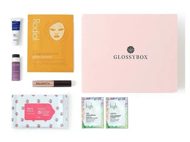 GlossyBox June 2020