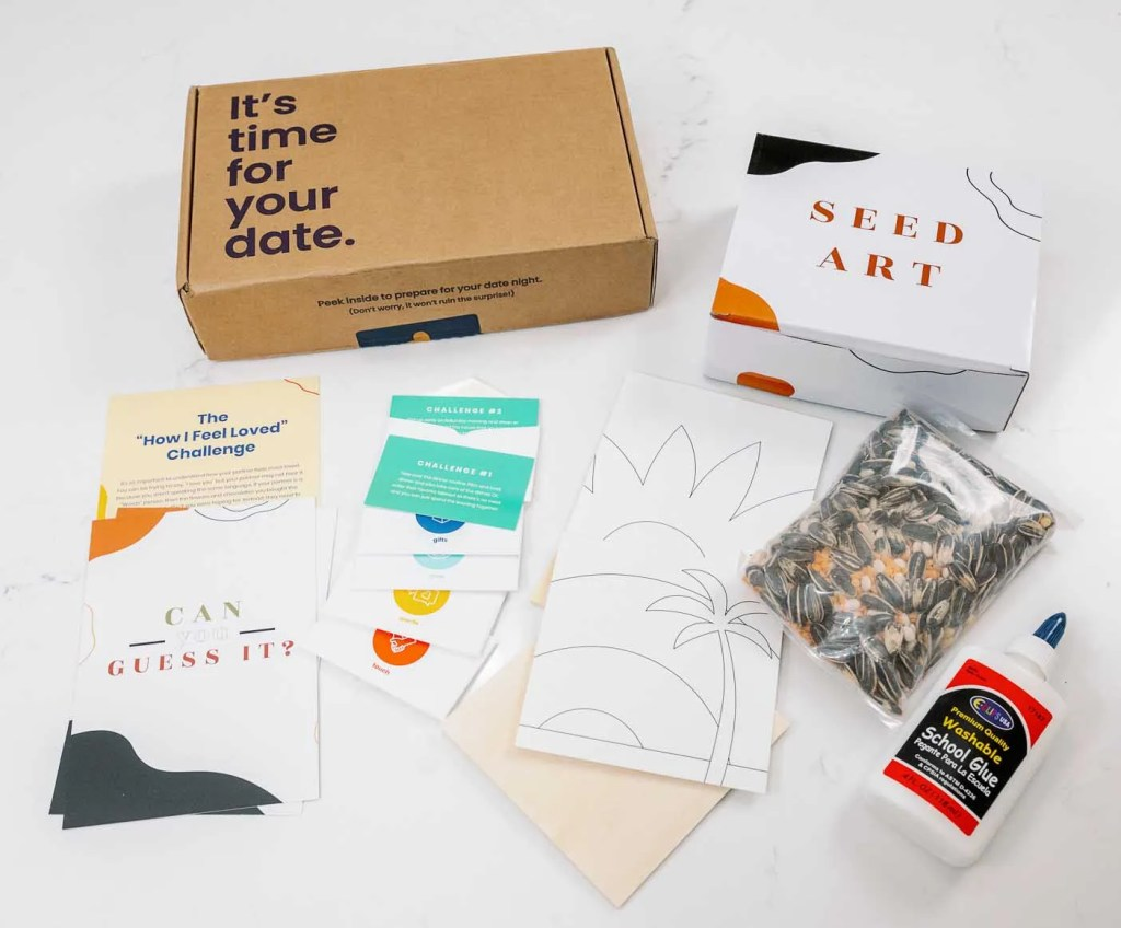 Happily April Unboxing