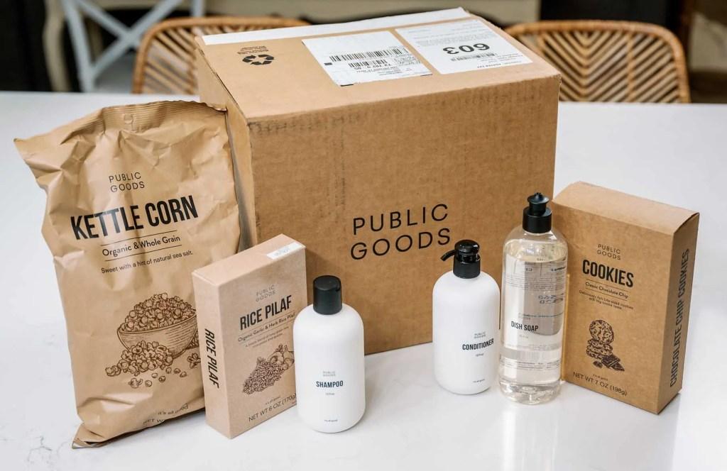 Public Goods Review