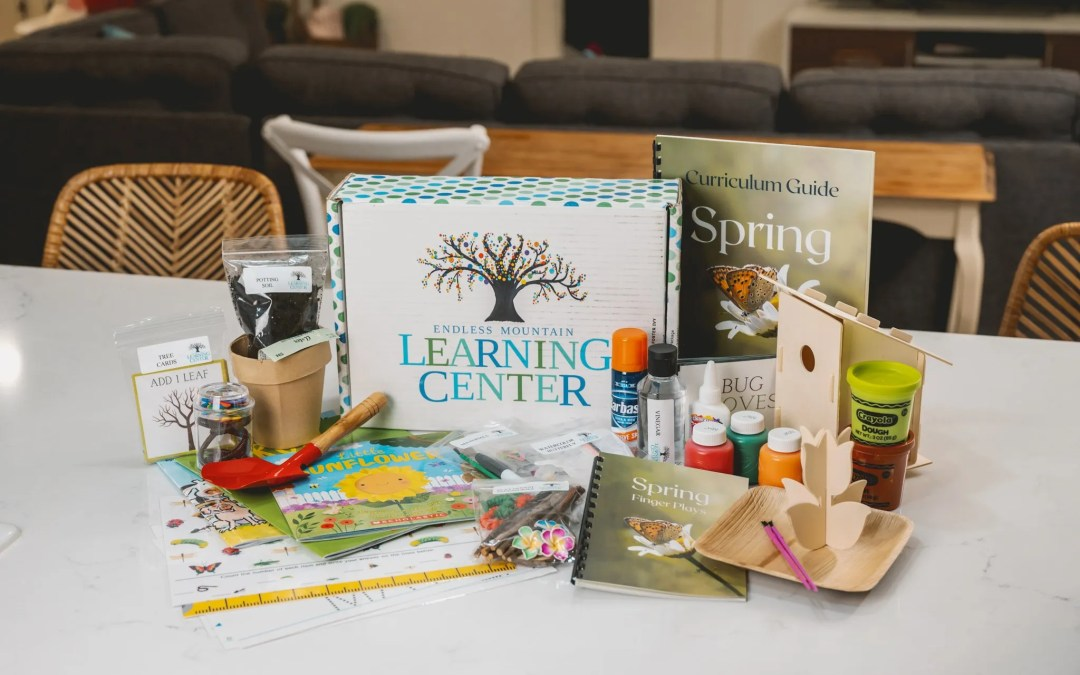 PreSchool Subscription Box – EMLC Box Spring 2021