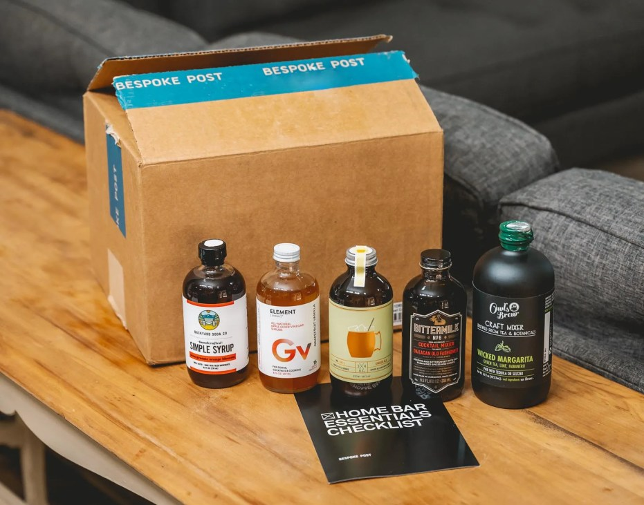Bespoke Post Review luxury subscription boxes