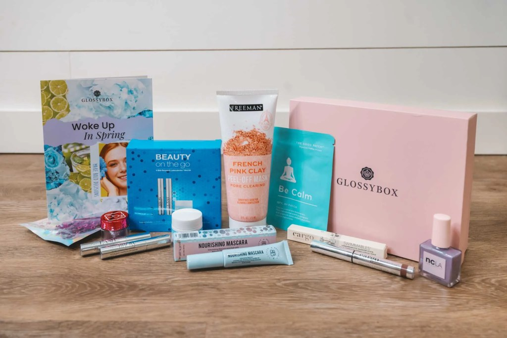 GlossyBox - Beauty Subscription Box