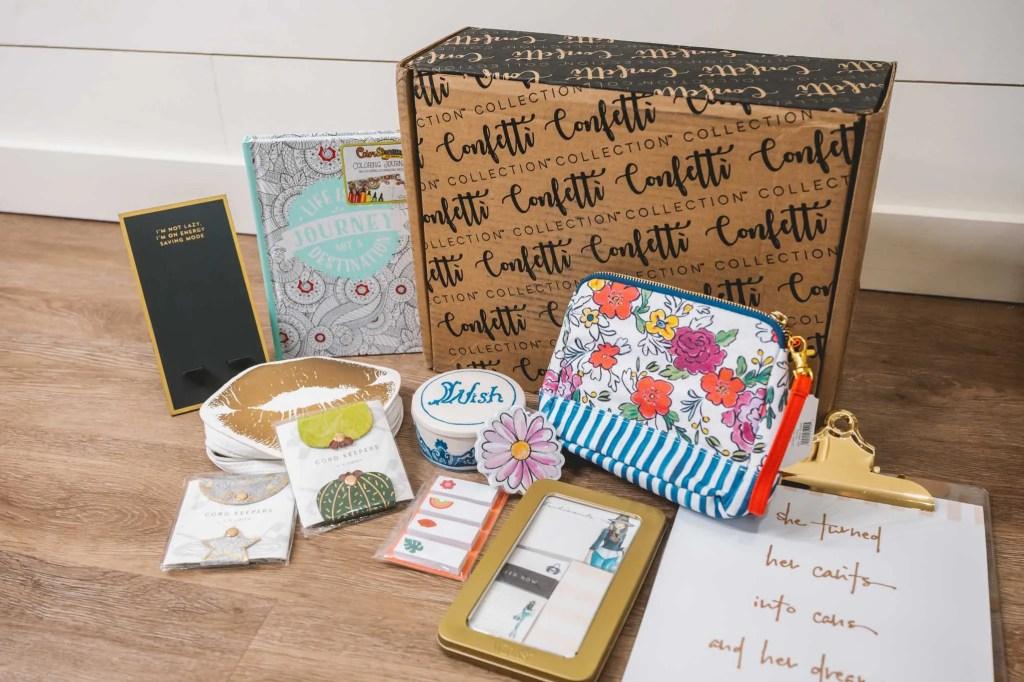 Confetti Collection - Giftable Subscription Box