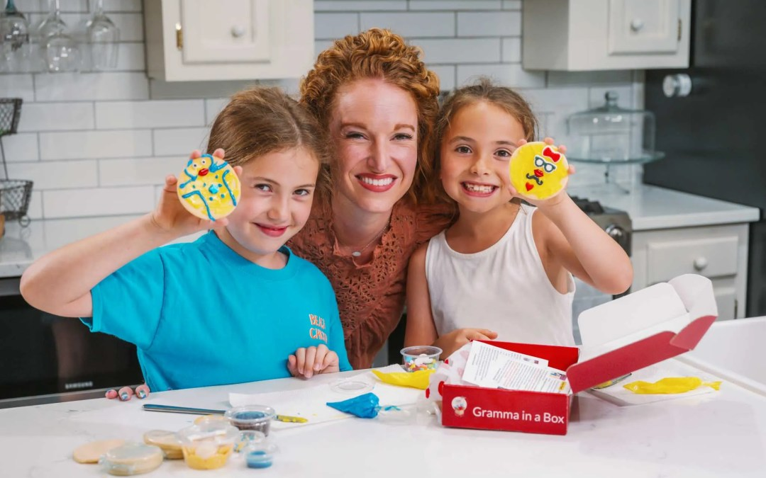 Gramma in a Box – Cookie Subscription Box