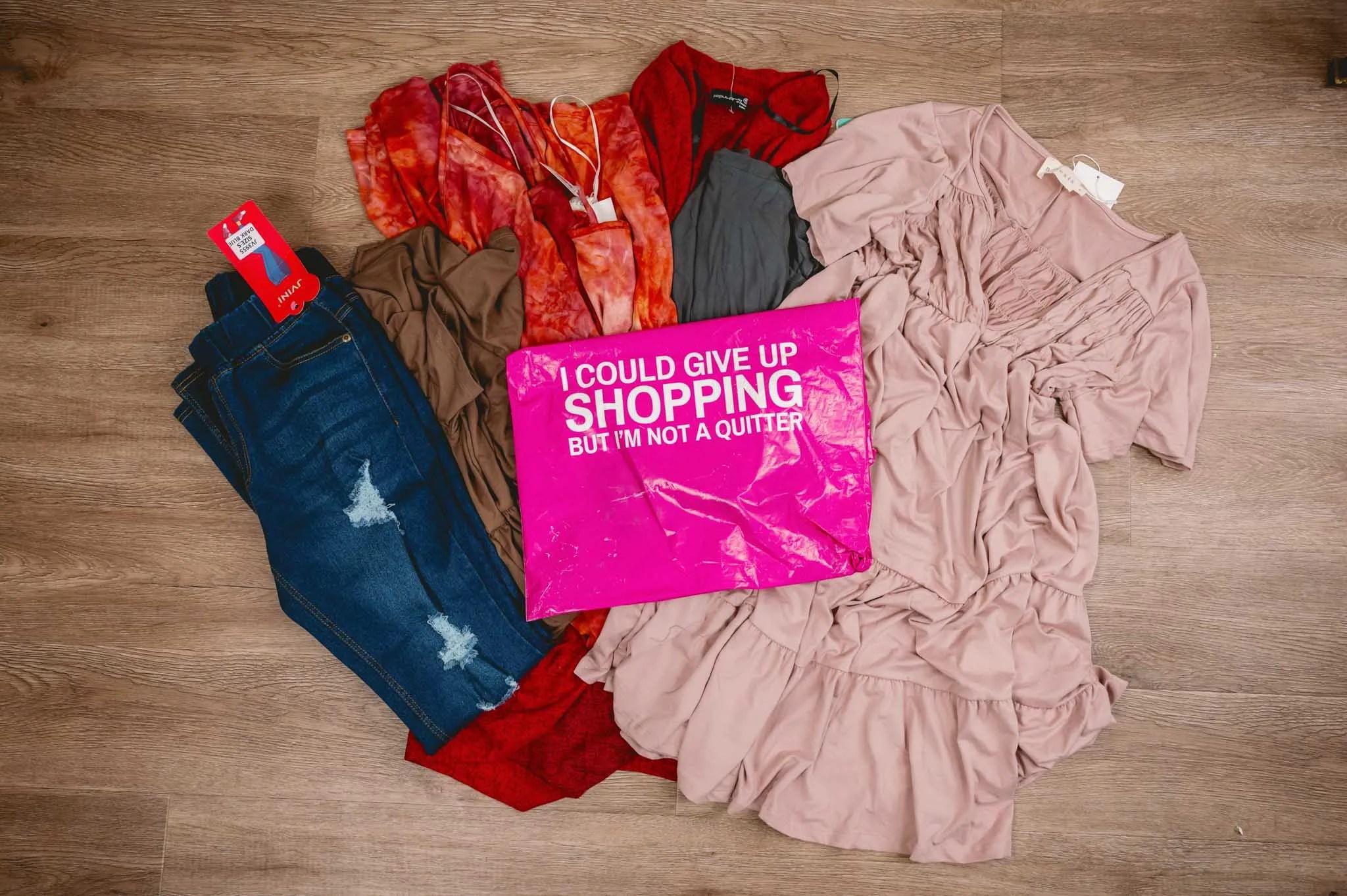 Nadine West Clothing Subscription