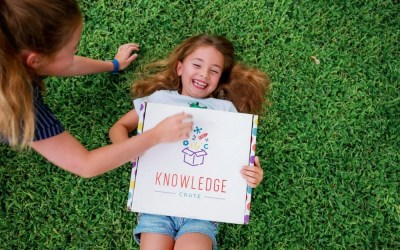 Knowledge Crate Review – Kids Subscription Box