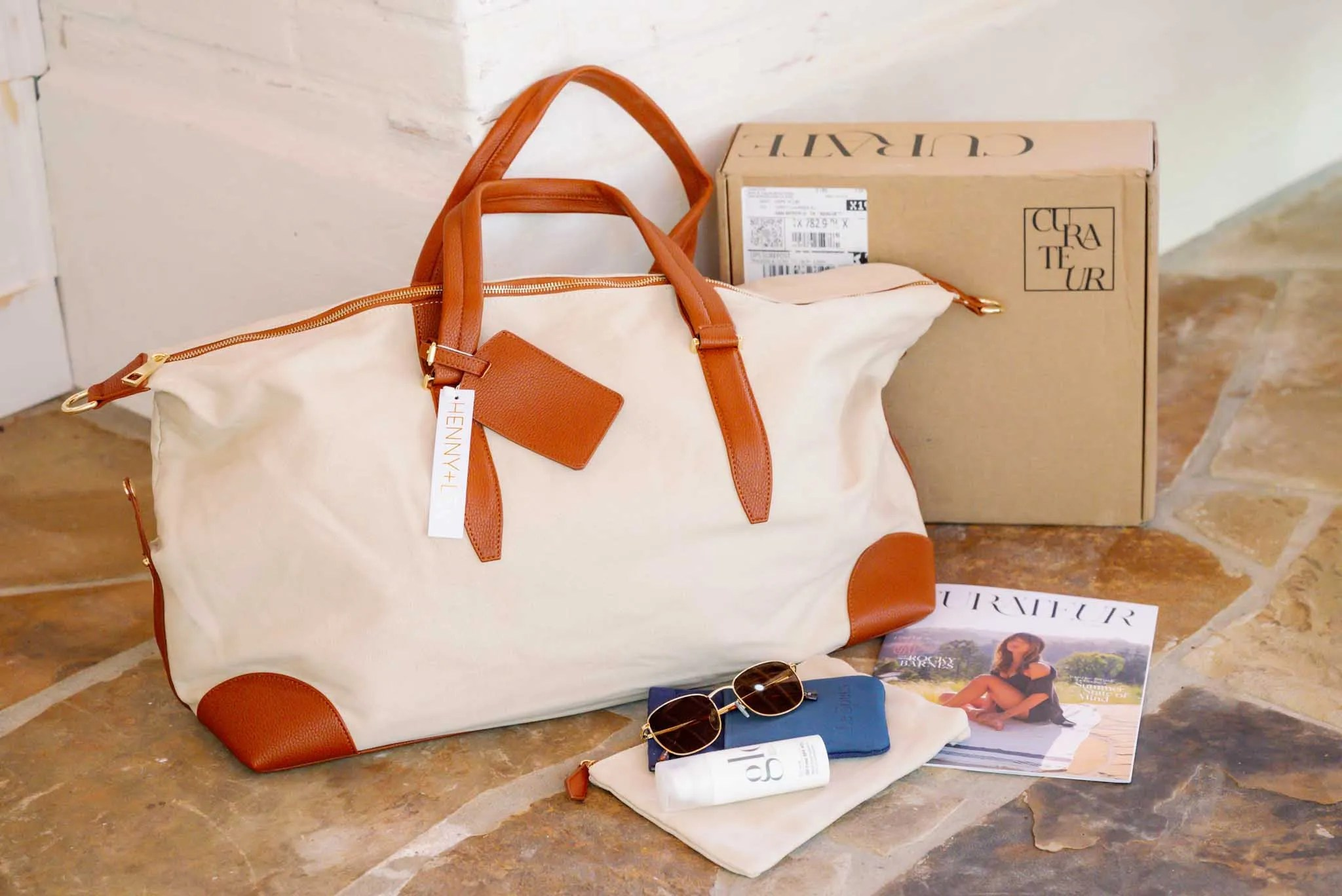 Curateur Summer Welcome Box 2021