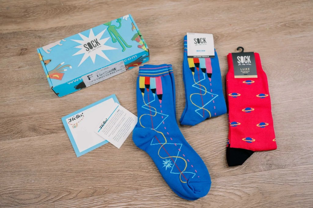 Sock it to Me - Sock Subscription
