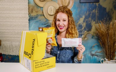 Taste Crate Unboxing – Healthy-ish Snack Subscription Box