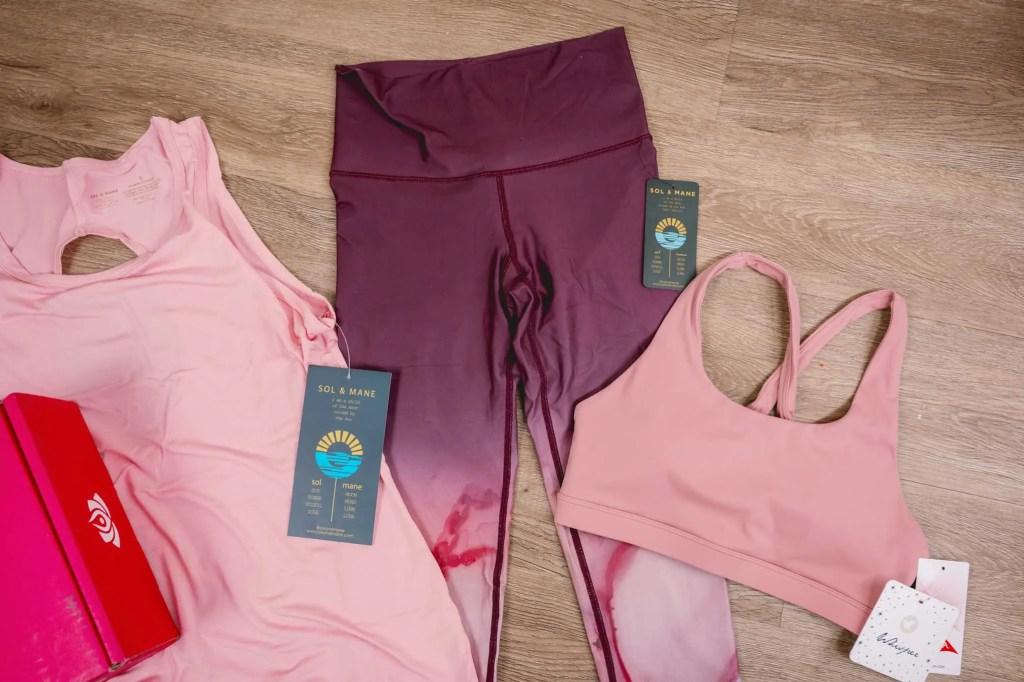 Yoga Club Outfits
