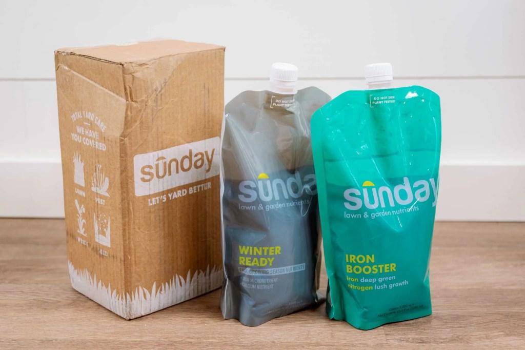 Sunday Lawn Winterizer Kit