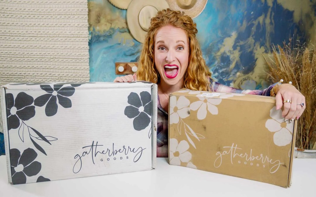 Gatherberry Goods Fall 2020 Box – My New Favorite Subscription Box!