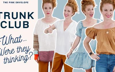 Trunk Club Fall 2021 – Fashion Subscription Box